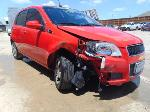 Lot: B8040429 - 2009 CHEVROLET AVEO LT - *KEY