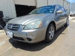 Lot: B8040591 - 2002 NISSAN ALTIMA