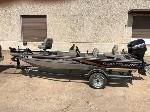 Lot: 1 - 2000 Bass Tracker Boat, Motor, Trailer, Very low hours, runs well<BR><span style=color:red>Updated 6/28/18</span>