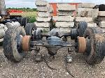 Lot: 3 - Truck Rear Axle w/ Assembly