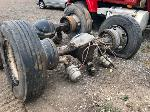 Lot: 4 - Truck Rear Axle w/ Assembly