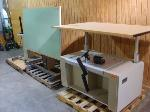 Lot: 121 - (3) DRAFTING TABLES