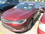 Lot: 1813304 - 2015 CHRYSLER 200