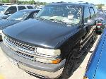 Lot: 1813520 - 2002 CHEVROLET TAHOE SUV - *KEY / STARTED