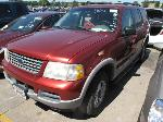 Lot: 1813832 - 2002 FORD EXPLORER SUV