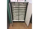 Lot: 14 - Mobile Laptop Storage & Charging Cart