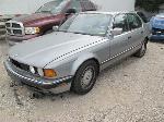 Lot: 118 - 1988 BMW 735I - KEY