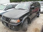 Lot: 127 - 2001 MITSUBISHI MONTERO SPORT SUV