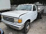 Lot: 704 - 1989 FORD F-SERIES TRUCK - KEY / NON-REPAIRABLE
