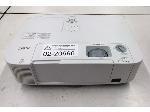 Lot: 02-20698 - NEC Projector