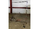 Lot: 02-20780 - Metal Rolling Clothes Rack
