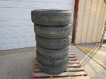 Lot: 1847 - (8) Truck Tires