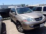 Lot: P707 - 2001 ACURA MDX SUV