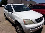 Lot: P712 - 2006 KIA SORENTO SUV