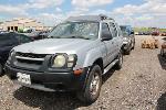 Lot: RL.51803.FH - 2002 NISSAN XTERRA SUV