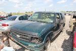 Lot: 51906.TCSO - 1996 CHEVY BLAZER SUV