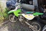 Lot: 52026.TCSO - 2000 KAWASAKI KX65-A MOTORCYCLE