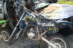 Lot: 52027.TCSO - 1988 YAHAMA YZ80 MOTORCYCLE
