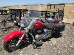 Lot: 115981.BEARD - 2005 SUZUKI MOTORCYCLE