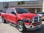 Lot: B712215 - 2002 Dodge Pickup - KEY / STARTED
