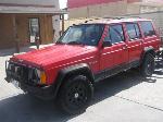 Lot: B802064 - 1996 Jeep Cherokee SUV