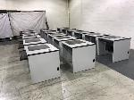 Lot: 110.LUBBOCK  - (18) WORKSTATIONS