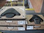 Lot: 130&131.SAN ANTONIO - (4) SOUNDSTATION CONFERENCE PHONES & VOICEMAIL MACHINE