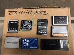 Lot: 432.CAMP HUBBARD  - (50) MOBILE PHONE BATTERIES