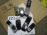 Lot: 450.CAMP HUBBARD  - (50) MOBILE FLIP PHONES