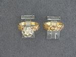 Lot: 5684 - 10K WEDDING SET