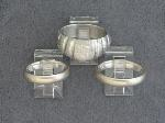 Lot: 5686 - (1) RING & (2) 14K RINGS