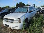 Lot: 0709-11 - 2002 CHEVROLET TRAILBLAZER SUV