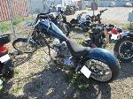 Lot: 0709-25 - 1996 HARLEY DAVIDSON CUSTOM XL 883 MOTORCYCLE