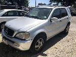 Lot: 14 - 2003 MERCEDES ML350 SUV