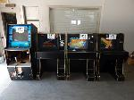 Lot: 217 - (4) Gaming Machines<BR><span style=color:red>THIS IS A RESTRICTED AUCTION</span>