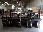 Lot: 218 - (4) Gaming Machines<BR><span style=color:red>THIS IS A RESTRICTED AUCTION</span>