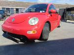 Lot: B8030670 - 2001 VOLKSWAGEN BEETLE GLX