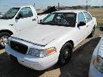 Lot: 01-EQUIP 030087 - 2003 FORD CROWN VICTORIA POLICE INTER - CNG