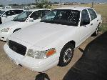 Lot: 07-EQUIP 000007 - 2000 FORD CROWN VICTORIA POLICE INTER