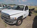 Lot: 11-EQUIP 021154 - 2002 DODGE 2500 LITTER TRUCK