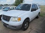 Lot: 12-EQUIP 038001 - 2003 FORD EXPEDITION POLICE K-9 SUV