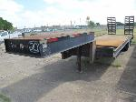 Lot: 20-EQUIP 017033 - 2000 SEI PE-3628 BACKHOE TRAILER