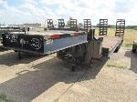 Lot: 22-EQUIP 017040 - 2000 SEI PE-3628 BACKHOE TRAILER
