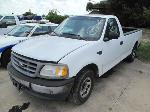 Lot: 202-EQUIP 011166 - 2001 FORD F-150 PICKUP - CNG