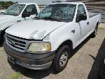Lot: 214-EQUIP 011158 - 2001 FORD F-150 PICKUP - CNG