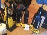 Lot: 04 - (6) Tornado Commercial Vacuums