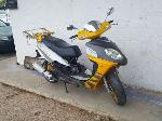 Lot: 4132 - 2007 Chua LB1 Moped