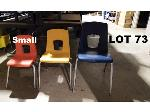 Lot: 73 - (20) Small Student Chairs