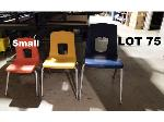 Lot: 75 - (20) Small Student Chairs
