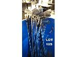 Lot: 105 - (13) Golf Clubs